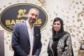 أجواء فنية واعلامية بمناسبة افتتاح مطعم الشيف بردليس في دبي
