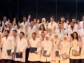 ادارة مستشفى حمود الجامعي هنأت خريجي كلية الطب في جامعة بيروت العربية