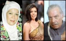 اهد السباعي هي حفيدة الراحلين فريد شوقي وهدى سلطان