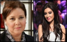دلال عبد العزيز هي شقيقة زوج خالة ميساء مغربي