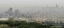 تلوث الهواء في بيروت