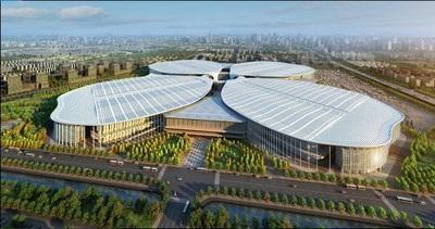 معرض الاستيراد الدولي الصيني ينظم لأول مرة في شنغهاي ويساعد على تعزيز التجارة العالمية