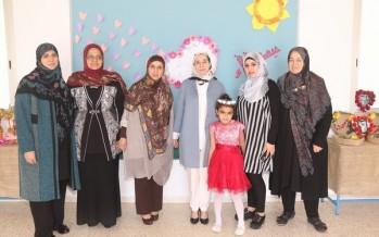 عقيلة اللواء إبراهيم ترعى احتفال الأم في كوثرية السياد