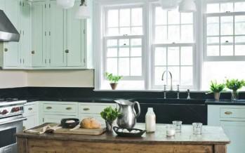 """""""اللمسة الخضراء"""".. من أجل أجواء طبيعية في مطبخكِ"""