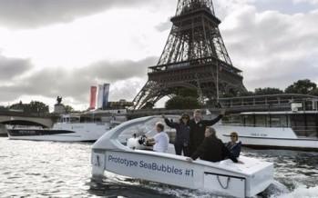 سيارات الأجرة الطائرة في سويسرا وسعر الموقف في باريس خيالي