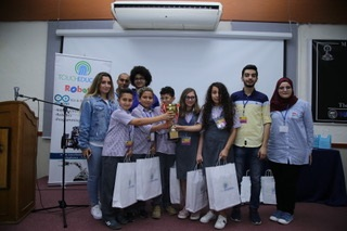 ثانوية المقاصد الاسلامية في صيدا نظمت مسابقة