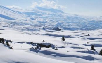 استعدوا لأسبوع بارد بامتياز: حرارة متدنية وقياسية لهذا العام والثلوج على 700 م!