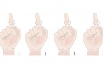 اكتشفي أسرارك من تجاعيد أصبع السبابة