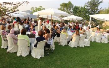 جمعية المواساة أقامت عصرونية وداع الصيف