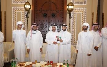 الشيخ عيسى بن زايد آل نهيان يقيم سحورا بمناسبة عام زايد