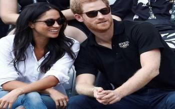 مشاكل بدأت تظهر قبل زواج الأمير هاري وخطيبته الأميركية!
