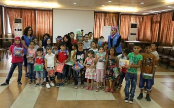 أبناء الرعاية في نشاط ترفيهي مع الإغاثة الإسلامية