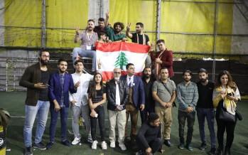 «روح الثورة» مسرحية لبنانية عراقية تتناول الحراك الشعبي في البلدين
