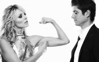 المرأة أقوى من الرجل