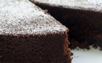 طريقة عمل الكيكة بالكاكاو بخطوات سهلة وبسيطة