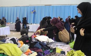 المبرّات تنظّم معرض العطاء الثامن للفقراء وعوائل الأيتام المحتاجين