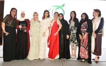 سوزان نجم الدين ورونا رباح تحصدان جوائز كوتينوس اليونانية في دبي