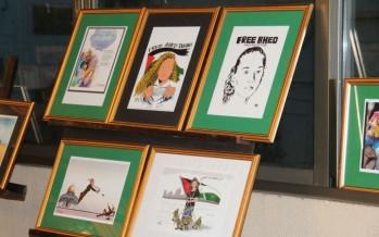 مهرجان فني تحية من صيدا والجنوب إلى المناضلة عهد التميمي أيقونة فلسطين