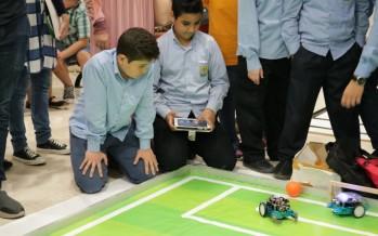 جامعة USAL تستضيف اليوم التجريبي لبطولة الروبوت الرابعة
