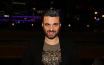 نجم ذي فويس خالد حجار يطلق أغنية بشوفك باللهجة المصرية