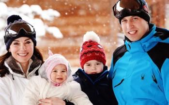 لغة الجسد تكشف الكثير عن علاقة الأمير ويليام وزوجته كيت بأطفالهما