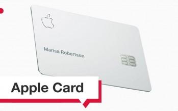 آبل أطلقت بطاقة الائتمان APPLE CARD