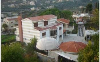 صور منزل جورج وسوف من الداخل