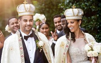 قصة الأمير الأثيوبي الذي تزوج من أمريكية بعد حب طويل