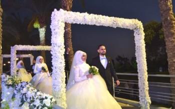 بـ«زمن كورونا» عرس جماعي في طرابلس