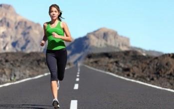 الركض دقيقة واحدة يومياً يحمي عظام المرأة