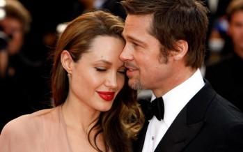أول تعليق من براد بيت على زواج طليقته أنجلينا جولي