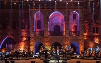 عبدو شريف أعاد العندليب الأسمر إلى مسرح بيت الدين: