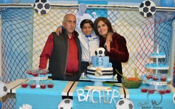 عيد ميلاد بشير عاكوم في Boulevard Mall