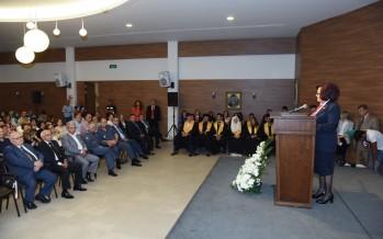 تخرج طلاب التمريض في الصليب الأحمر اللبناني – صيدا بالتزامن مع اليوبيل الذهبي لتأسيسها