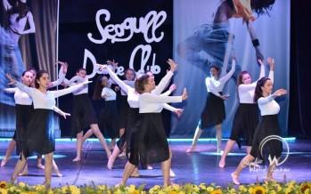 الحفل السنوى لنادى seagull dance club صيدا الهلالية