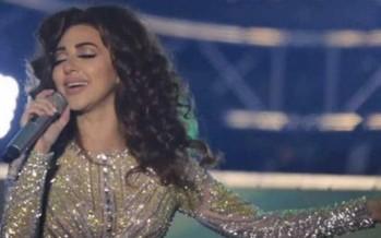اختناق أحد الأشخاص في حفل ميريام فارس بالسعودية.. والأخيرة تستنجد بالإسعاف