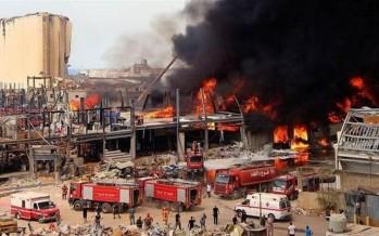كارثة بيروت الجديدة تشعل غضب نجوم لبنان.. هذا ما قالوه