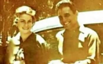 صورة تنشر للمرة الأولى... عبد الحليم حافظ وحبيبته