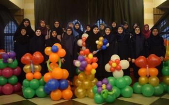 كشافة الإمام المهدي نظمت ورشا فنية وثقافية لحلقة الدليلات في صيدا