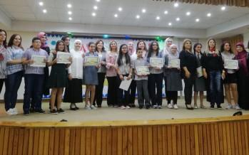 المقاصد - صيدا تقيم مباراة بين طلابها في نظم القصائد التي تتغنى بتاريخ الجمعية