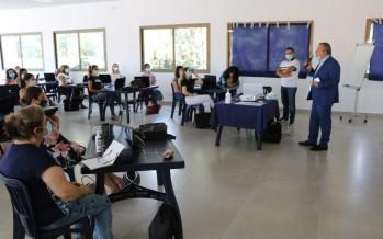 ورشات تدريبية في إنجيلية صيدا تحضيرًا للعام الدراسي القادم