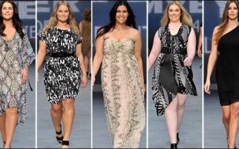 """لموسم الأعياد .. """"توريد"""" تكشف عن تشكيلة أزياء لصاحبات الوزن الزائد"""