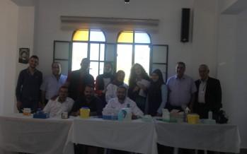 يوم صحي في بلدة مشان جبيل نظمه مجمع الرئيس نبيه بري في الصرفند