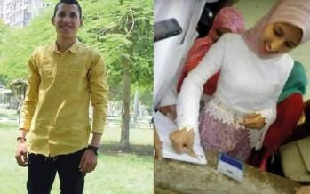 وفاة عروسين أثناء توجههما الى حفل الزفاف