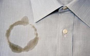 طرق إزالة بقعة الزيت من ملابسك