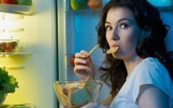 تحذير من تناول الطعام ليلاً.. وهذه هي الأسباب
