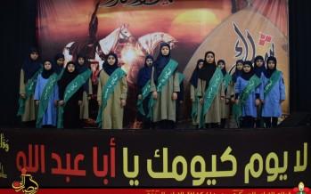 أكثر من 2300 طفل شاركوا في أنشطة مفوضية قطاع صيدا في كشافة الإمام المهدي العاشورائية في اليوم السادس من محرم