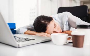النوم غير الكافي وباء عالمي متزايد ..