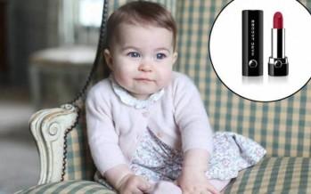الأميرة شارلوت تدخل عالم الجمال