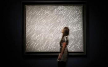 لوحة للفنان تومبلي تحقق رقما قياسيا في مزاد لسوذبي